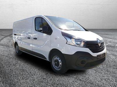 gebraucht Renault Trafic L2H1 2.0 dCi Komfort 3,0t 3-Sitzer Klima Anhängerkupplung PDC Bluetooth Tempomat Ganzjahresreifen