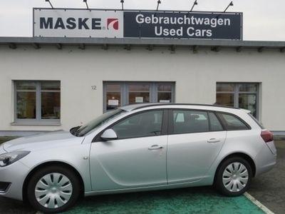 gebraucht Opel Insignia 1.6 CDTI Sports Tourer Aut. Selection