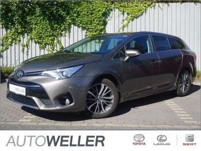 gebraucht Toyota Avensis Touring Sports 1.8 Edition-S