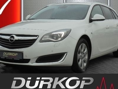 gebraucht Opel Insignia A 2.0 CDTI Business Edition Navi Sitzhzg PDC v+h