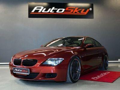 """gebraucht BMW M6 M6 BaureiheCoupe Basis,Head UP/20""""Zoll/PDC"""