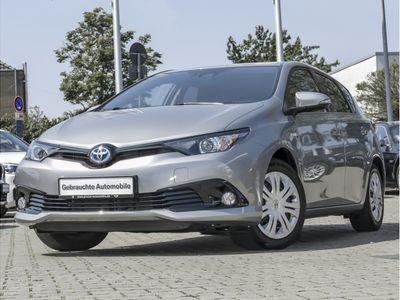 gebraucht Toyota Auris Hybrid Team Deutschland 1,8-l-VVT-i