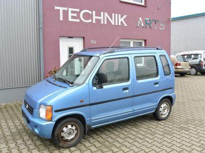 brugt Suzuki Wagon R+ 1.0 GL TÜV 10/2020