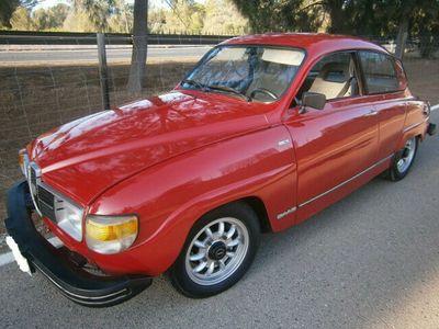 gebraucht Saab 96 GL Super V4 H Kennzeichen