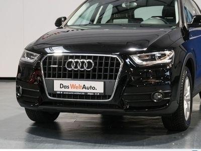 gebraucht Audi Q3 2.0 TDI quattro S tronic NAVI/SD/EINPARKHILFE