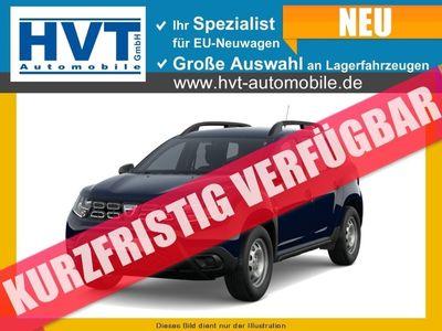 gebraucht Dacia Duster TCe 100 4x2 LPG Ice Comfort Klima !!SONDERPREIS!!