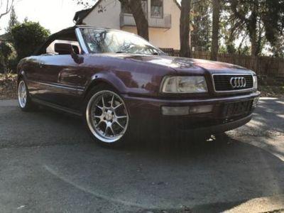 gebraucht Audi Cabriolet Sunset Edition