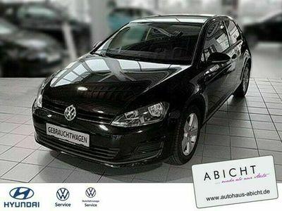 gebraucht VW Golf VII Comfortline 1.2 TSI PDC MFL TEMPOMAT
