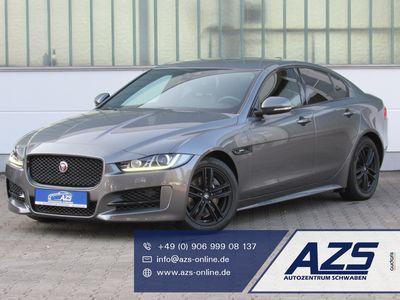 "gebraucht Jaguar XE ""2.0   Navi   Bi-Xenon   Leder   Parkhilfe  """