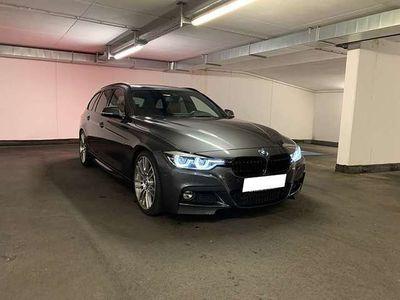 gebraucht BMW 320 3er Touring xDrive Aut. Luxury Line