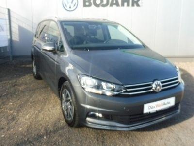 gebraucht VW Touran SOUND 1,4 TSI CL Anschl.garantie Navi