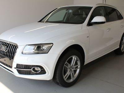 "gebraucht Audi Q5 quattro S tronic ""S line"" 2.0 TDI 140kW / 190"