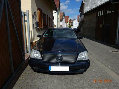 gebraucht Mercedes 420 CL
