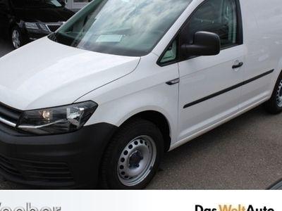 gebraucht VW Caddy 2.0 TDI AHK Klima AHK