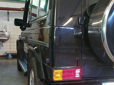 gebraucht Mercedes G230 (GE) Automatik Kurz
