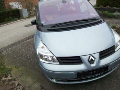 gebraucht Renault Espace 2.0dci, Bj. 2008, nur 123000km, 6 Sitze vorhanden