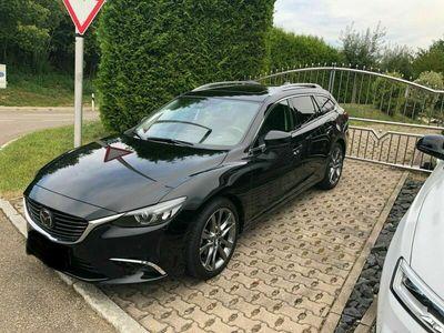 gebraucht Mazda 6 Kombi SKYACTIV-G 192 Drive i-ELOOP Nakama ...