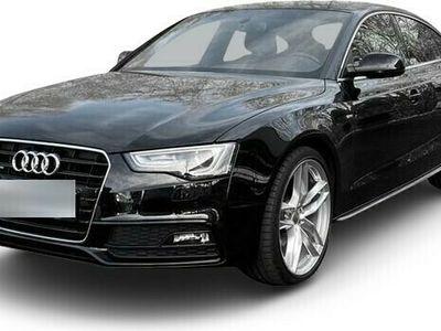 "gebraucht Audi A5 Sportback Quattro 1.Hand+S-Line+20""+Bang&Olufsen +XenonPlus+BusinessPaket+AdvanceKey+"