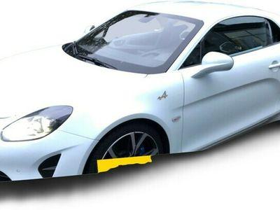 "gebraucht Renault Alpine A110 Alpine A110Pure 18""ALU/KAMERA/FOCAL/TELEMETRICS"