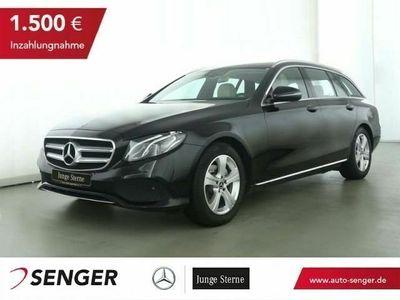 gebraucht Mercedes E200 Avantgarde+360°+HUD+LED+AHK+Navi+PDC