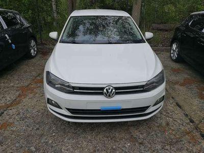 gebraucht VW Polo 1.0TSI 95Ps OPF Trendline Psenso vo+hi Elektrikpak