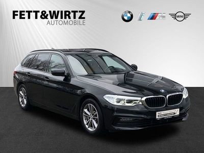gebraucht BMW 530 d Touring Sport Line