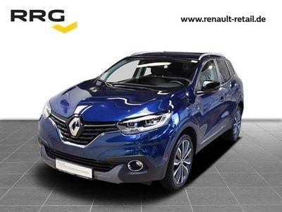 gebraucht Renault Kadjar 1.3 TCE 160 BOSE EDITION SUV GPF EURO 6d-