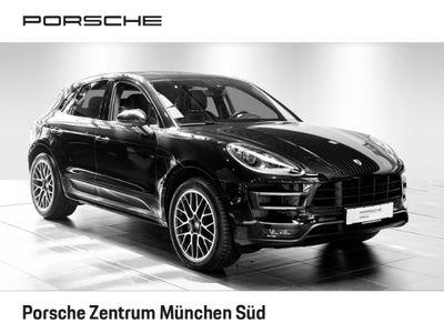 gebraucht Porsche Macan Turbo Luftfederung PASM PDLS+ Panoramadach