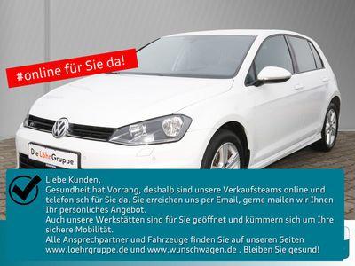 gebraucht VW Golf 1.4 TSI Comfortline R-Line Navi Climatronic