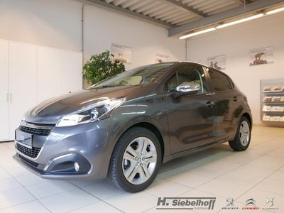 gebraucht Peugeot 208 Signature PureTech 82 *Klima*SHZ*PDC*MirrorScreen*