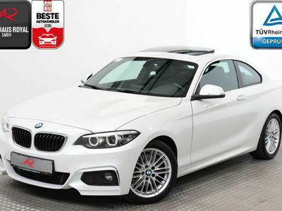gebraucht BMW 230 i Coupe M SPORT LED,SCHIEBEDACH,VOLLLEDER,SH