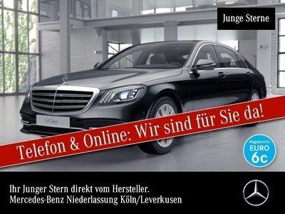 gebraucht Mercedes S400 d 4M Airmat Stdhzg Pano Multibeam Burmester