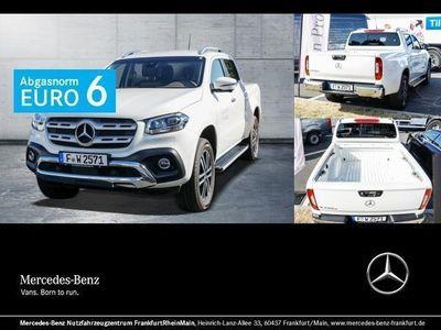 gebraucht Mercedes X250 Leder-braun 360Kamera Comand