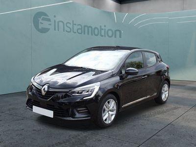 gebraucht Renault Clio ClioTCe 100 LPG Experience Einparkhilfe hinten