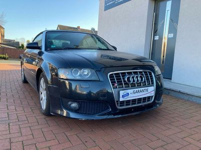 gebraucht Audi A4 Cabriolet 1.8 T S-Line,Alcantara,Xenon
