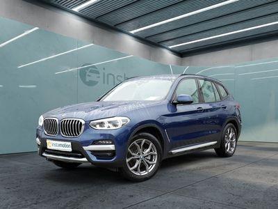 gebraucht BMW X3 X3xDrive 20iA X-Line STANDH+H/K+KAM+AHK+LEDER+H