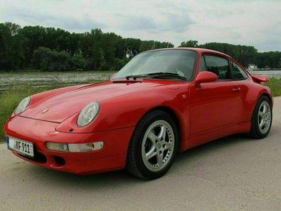 gebraucht Porsche 993 Turbo aero