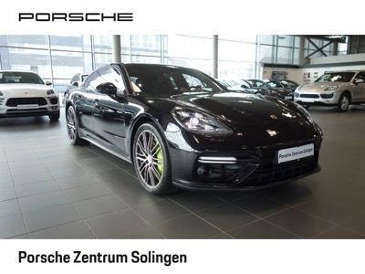gebraucht Porsche Panamera Turbo S E-Hybrid Burmester Pano Massage