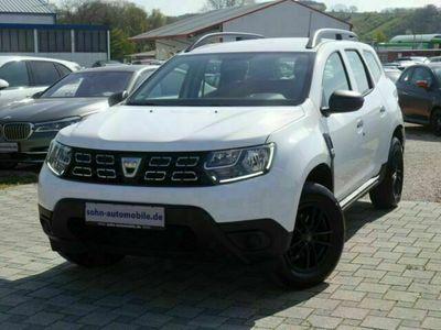 gebraucht Dacia Duster II Access Navi/TV/WR+SR/unfallfrei