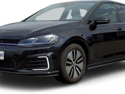 gebraucht VW Golf VII GolfGTE 1.4 TSI Plug-In-Hybrid NAVI ACC KLI