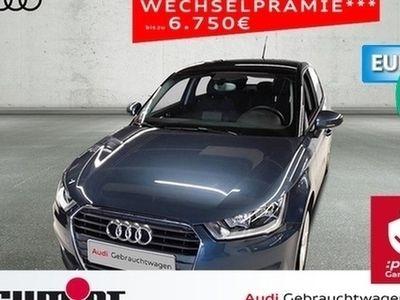 gebraucht Audi A1 Sportback sport 1.0 TFSI ultra 60 kW (82 PS) 5-Gang