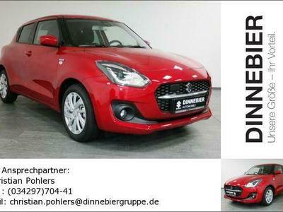 gebraucht Suzuki Swift Comfort inkl. 6 Jahre Garantie *deutsches Modell* Neuwagen, bei Autohaus Dinnebier GmbH