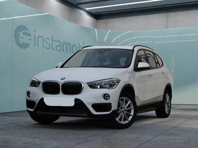 gebraucht BMW X1 X1sDrive20i Navi Klima PA PDC SH Sportsitz