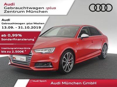 gebraucht Audi S4 3.0 TFSI qu. tiptr. GSD/B&O/Matrix/ACC/Kamera