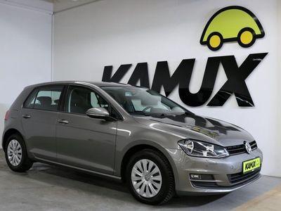 gebraucht VW Golf VII 1.6 TDi Trendline +Navi +2x PDC +Winter-Paket