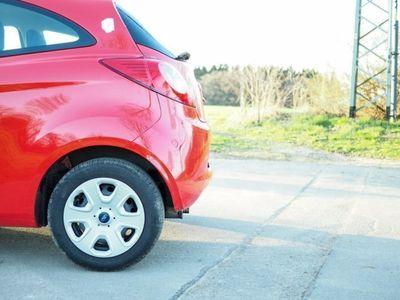 gebraucht Ford Ka 1.2 Start-Stopp-System Trend Rot Top Zustand