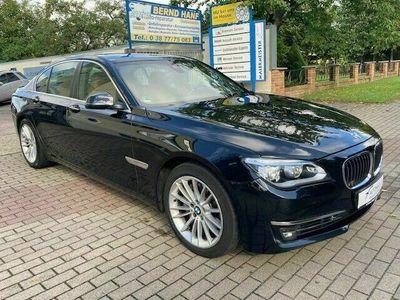 gebraucht BMW 730 d xDrive / Scheckheft / Head Up / Standhzg / Sitzbelüftung