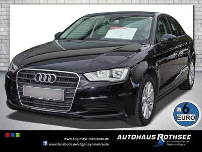 gebraucht Audi A3 Limousine Attraction 2.0 TDI PDC+PANORAMA