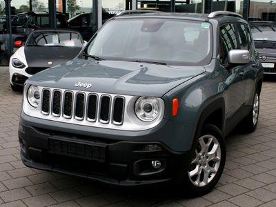 gebraucht Jeep Renegade Limited 2,0L MJ 4WD LOW 9AT (14