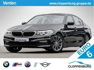 used BMW 520 i Limousine Sport Line